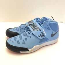 0e8c293fcd2 NIKE ZOOM JAVELIN ELITE 2 TRACK THROWING SHOES SIZE 9 BLUE BLACK 631055-446  NEW