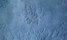 Nuovo di Zecca 100% Lana Tappeto Tappeto Ovale cinese 5'x3' grande, modello a fiori blu