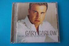"GARY BARLOW "" TWELVE MONTHS, ELEVEN DAYS "" CD BMG 1999 NUOVO"