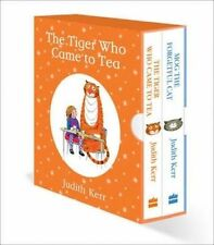 The Tiger Who Came to Tea: Mog the Forgetful Cat by Judith Kerr (Mixed media product, 2015)