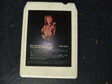 Waylon Jennings 8 track I've Always Been Crazy 1978
