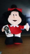 MAFALDA DOLL VERY NICE VINTAGE 100% ORIGINAL MAFALDA DOLL . 12 INCH TALL NEW