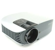 "New Crenova Projector YG600 200"" Home Portable Movie 1280x768 for PC/MAC/TV/DVD/"
