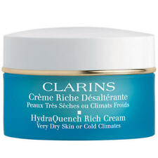 Clarins HydraQuench Rich Cream for Very Dry Skin 1.7 oz. **NEW IN DAMAGED BOX**