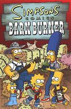 Simpsons Comics Barn Burner, Groening, Matt, Excellent Book