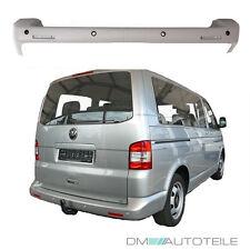 VW T5 Multivan Caravelle Stoßstange hinten 03-12 für PDC grundiert+ 5J. GARANTIE