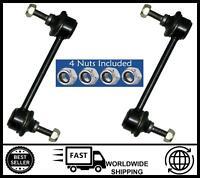 Jaguar S-Type Front Stabiliser Anti Roll Bar Drop Links x2  XR827071