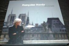 ULTRA RARE FRANCOISE HARDY COFFRET DE 2007 AVEC 5 CD 100 CHANSONS + LIVRET