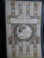 ALMANACH ENCYCLOPEDIE POPULAIRE DE LA VIE PRATIQUE HACHETTE 1902