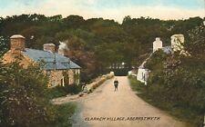 1908 postcard - clarach village . aberystwyth