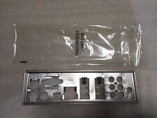 NEW ASUS P5W DH DELUXE/  M2N32 SLI DELUXE/ IO SHIELD BACK PLATE 13G020215000