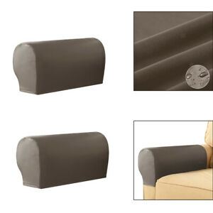 Armrest Cover Spandex Stretch Arm Cover for Recliners Sofas Chairs Loveseats