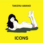 Takeru Amano ICONS First Press Drawing Art Photo Book from japan free shipping
