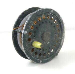 Vintage Shakespeare Russell #1895 FLY FISHING REEL Model GE Made in USA ~ T131C