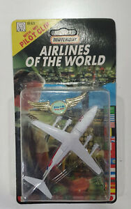 MATCHBOX 1992 Blister AIRLINES OF THE WORLD BAe 146 Pilot CLIP SB820 UNOPENED