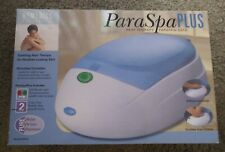 New ListingHoMedics ParaSpa Paraffin Spa Plus Heat Therapy System Par-70 with 2lbs wax