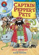Captain Pepper's Pets (I Am Reading)-Sally Grindley, David Parkins