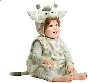 Hyde and Eek Baby Infant Plush Giraffe Halloween Dress Up Costume 6-12 Months