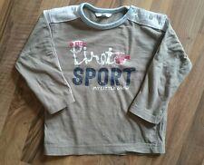 TCM Langarmshirt Shirt langarm Jungen Gr. 86/92