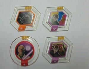 Disney Infinity 3.0 Power Discs Star Wars  4 different discs