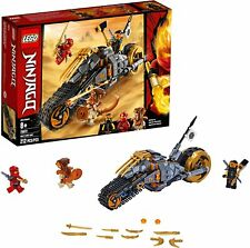 Lego Ninjago 70672 Cole's Dirt Bike Sealed Included 3 Mini figures Sealed Box
