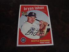 2008 Topps Heritage Baseball---Rookie---#566 Bryan LaHair