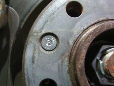 8 x Lotus Elan Brake disc rotor securing retaining screws bolts stainless steel