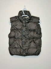 Classic Marmot Womens Goose Down Black Puffer Vest Size XS Extra Small