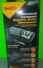 """ Smith's Diamond Compact Electric Knife Sharpener (Lot#204 )"