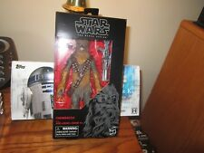 """STAR WARS """"TARGET EXCLUSIVE/SOLO"""" 6 Inch 2018 (CHEWBACCA)!!"""