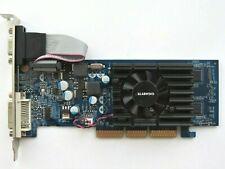 Gigabyte NVIDIA GeForce 6200 AGP 512MB GV-N62-512L Graphics Video Card
