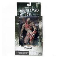 NECA Resident Evil Archives Series 3 TYRANT Figure J10M