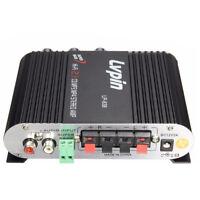 LVPIN 12V 200W Mini Hi-Fi Stereo Amplifier MP3 Car Radio Channels 2 House S E8Q7