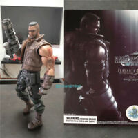 FF7 Barret Wallace Action Figure Model Final Fantasy VII PA Kai SQEX In Box 29''