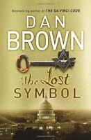 The Lost Symbol (Robert Langdon)Dan Brown, Like New, Hardcover