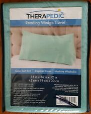Therapedic Reading Wedge Pillow Knit Cover