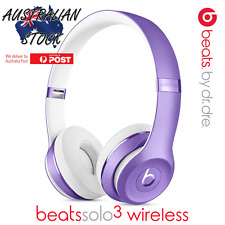 Beats By Dre Solo3 Wireless Headphones In Box - Ultra Violet