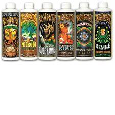 FoxFarm Nutrients Variety Pack Microbe Brew Kangaroots Bembe Boomerang Kiss 16oz