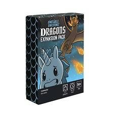Unstable Unicorns Dragon Expansion Card Game