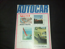 The Autocar Magazine - March 26th 1970