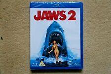 BLU-RAY    JAWS 2        BRAND NEW SEALED UK STOCK