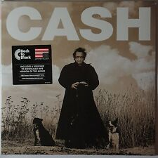 Johnny Cash - American Recordings Vol. 1 LP/Download limited 180g vinyl NEU