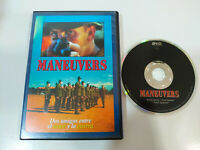 Manovre Regardt Van Den Berg Arnold Vosloo - DVD Spagnolo English