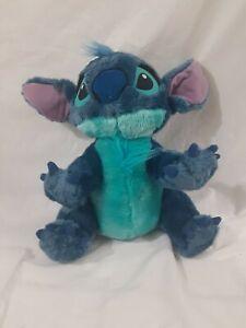 """Disney Store Stitch Plush 14"""" Stuffed Animal Toy Lilo and Stitch"""