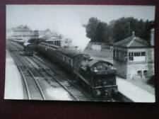 PHOTO TORQUAY RAILWAY STATION & SIGNAL BOX
