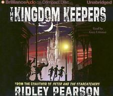 The Kingdom Keepers audio on compact disc cd Ridley Pearson
