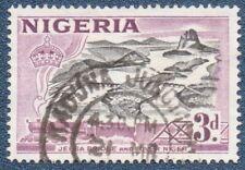 NIGERIA  SG 73  (B434) Good  Used  with 'KADUNA JUCTION'  cds