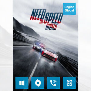 Need for Speed Rivals for PC Game Origin Key Region Free