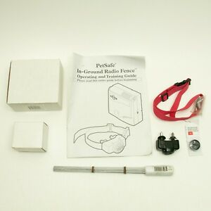 Petsafe Containment System Collar Item UL-250 and Receiver Item RF-1010 No Wire