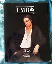 Rivista d'arte FMR (mensile di Franco Maria Ricci - n°46 1986       1/16